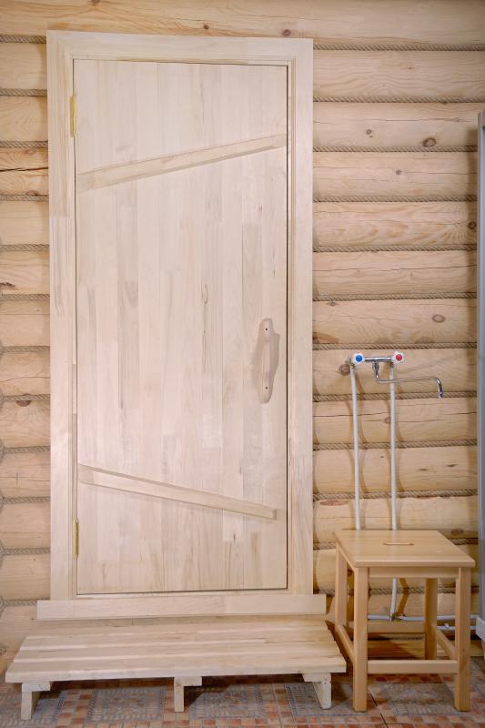 фото двери банные